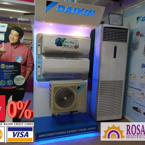 Daikin Supplier -Rosarito Industries Home Credit