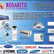 Rosarito -Aircon Contractor